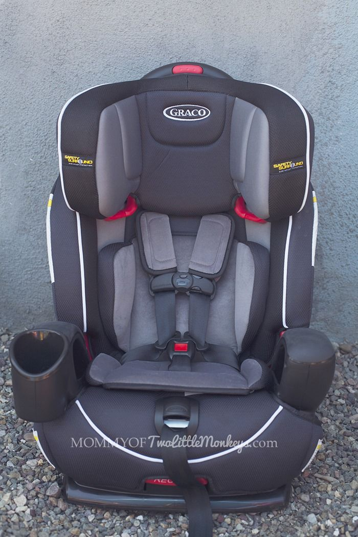 Graco Nautilus 3 In 1 With Safety Surround Car Seat Giveaway
