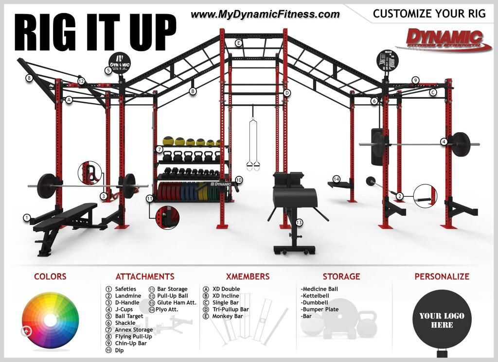 My Dynamic Fitness on | Gym, Heavens and Outdoor gym