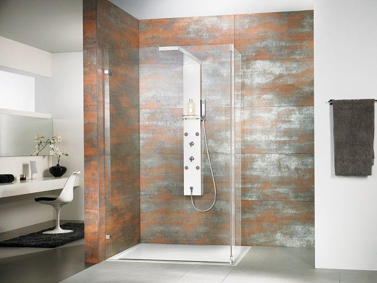 De Walk In Lavida maakt van een ruimtenis of smalle badkamer een ...