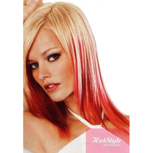Google image result for httphair extensions hotstyle85 google image result for httphair extensions hotstyle85 213 thickbox20 50cm clip in 100 human hair streak redg bree pinterest hair pmusecretfo Choice Image