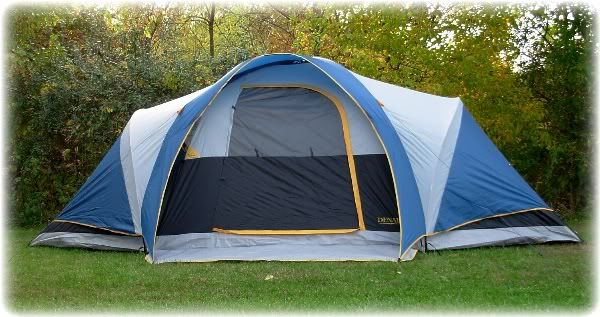 family+tent+with+rain+fly | ...  18ft x & family+tent+with+rain+fly | ...  18ft x 10ft Three Room Family ...