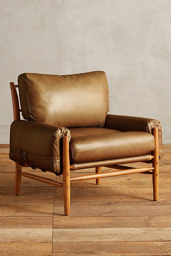 Leather Rhys Chair Chair Furniture Upholstered Accent