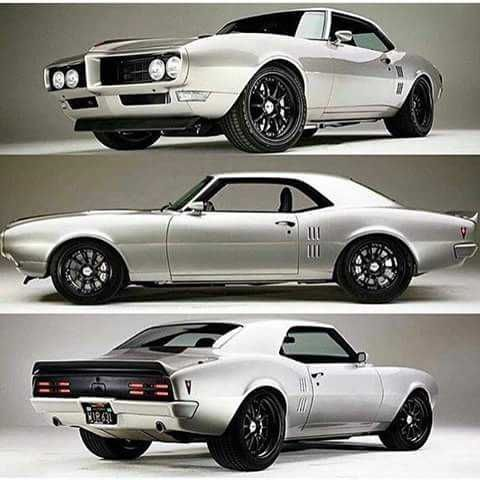 Muscle Car Monday sexiness