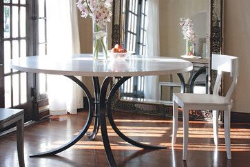 Marvelous Table Legs. Samu0027s Living Room   Quincy Dining Table U0026 Thomas Chair   Modern