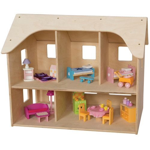 wood designs dollhouse - Wooden Dollhouses Designs
