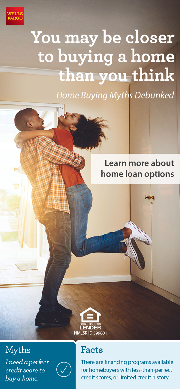 You May Be Closer To Buying A Home Than You Think Get The Facts On Some Common Homebuying Myths From We Home Buying Tips Home Ownership Buying Your First Home