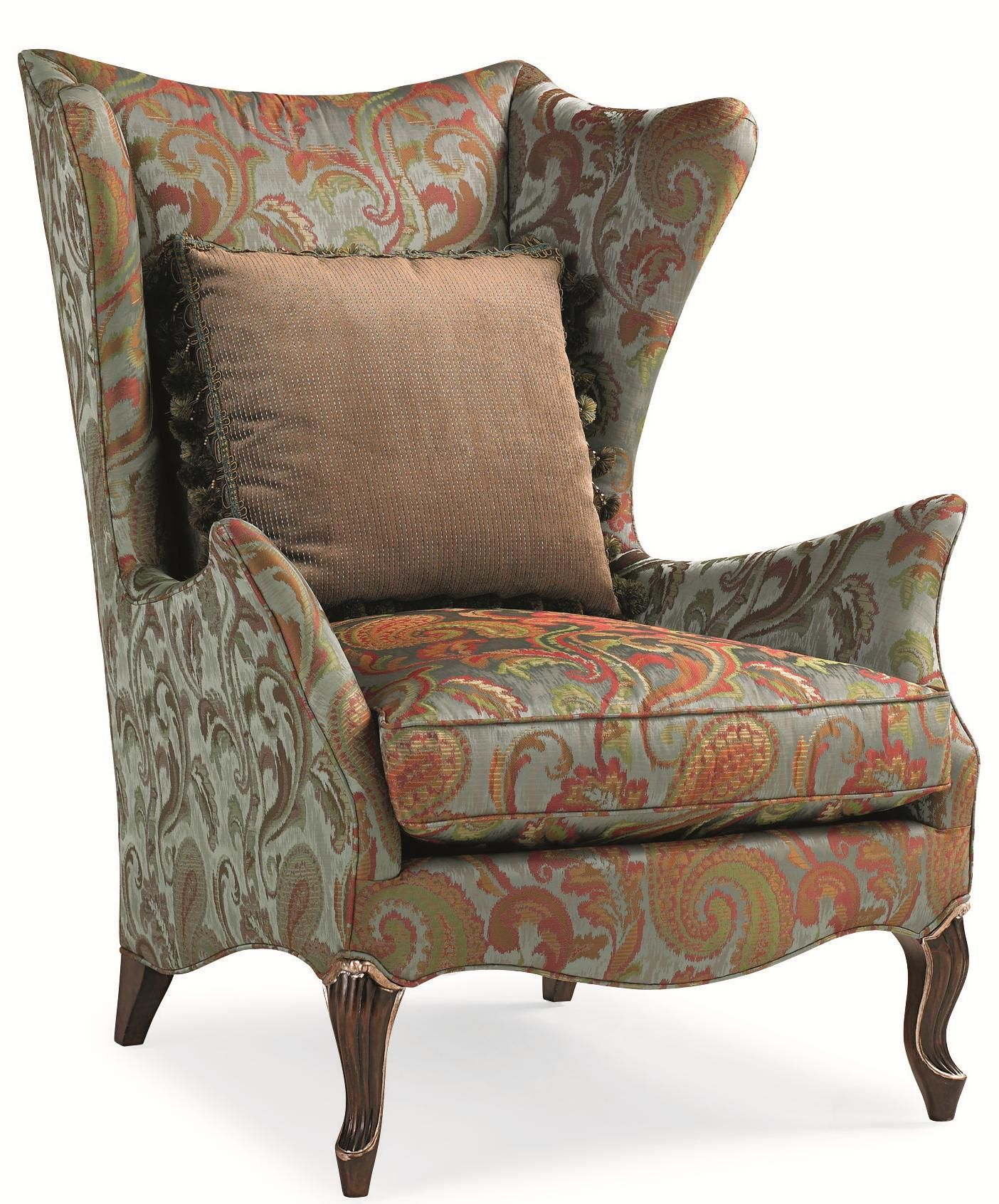 Exceptional Rachel Wing Chair By Schnadig