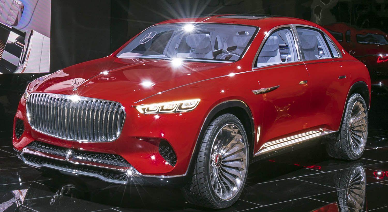 مرسيدس مايباخ ألتيميت لاكجيري 2019 الغريبة الجذ ابة والأنيقة موقع ويلز Maybach Mercedes Maybach Mercedes
