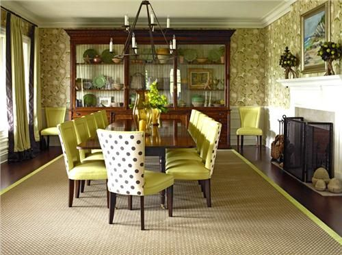 Genial Elegant Transitional Dining Room By Susan Anthony On HomePortfolio