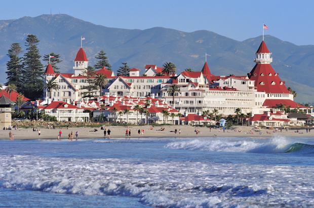 Hotel Del Coronado Island California