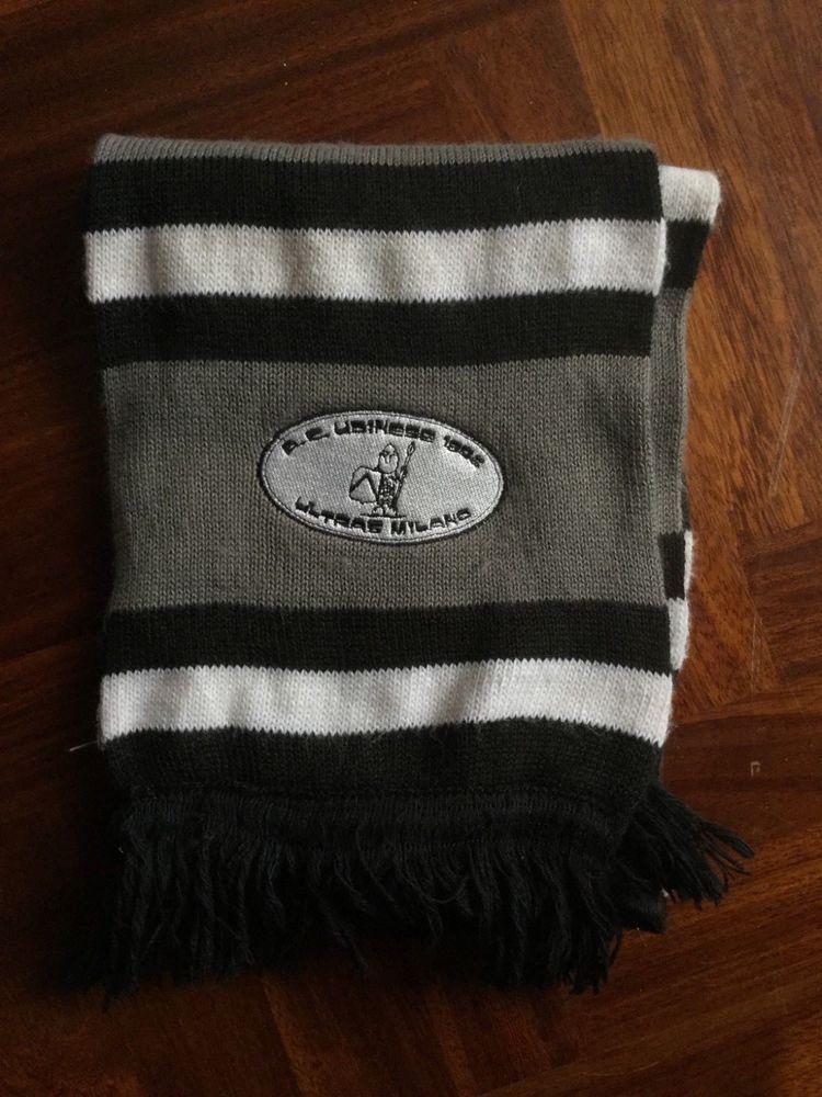 genuino completo nelle specifiche prezzo all'ingrosso Sciarpa udinese 1896 ultras milano scarf bufanda serie a ...