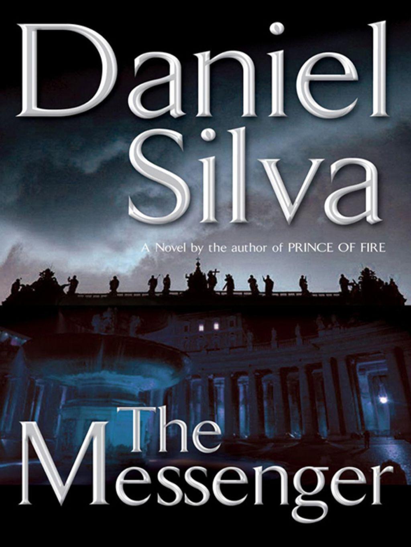 The Messenger (eBook) Daniel silva books, The messenger
