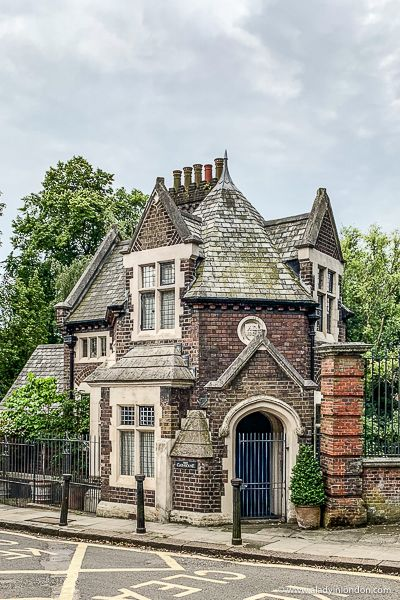 Historic House in London