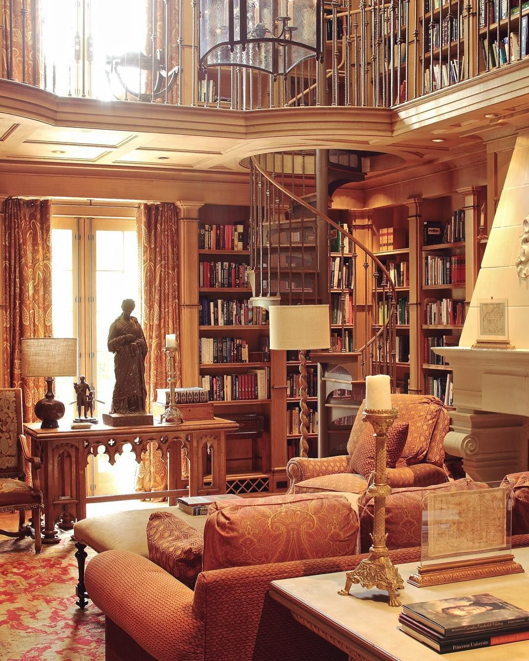 Beautiful Home Library Rooms: Home Libraries, House Interior