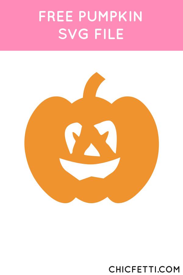 Download Pumpkin SVG File | Svg file, Cricut banner, How to make ...