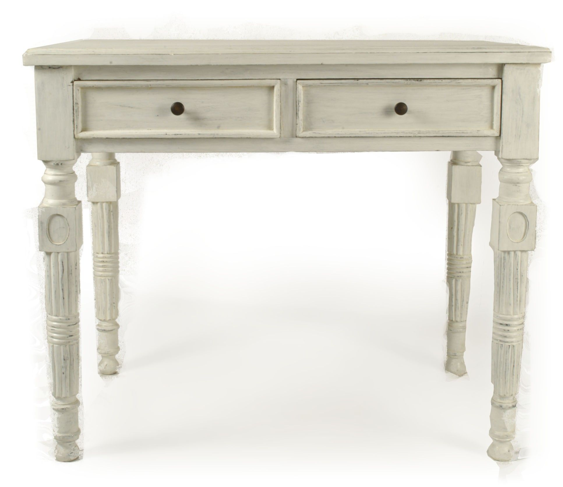 Charming Decorative Shabby Chic Hall Table This Lovely Table Has Been Individually  Handmade From Solid Mango Wood