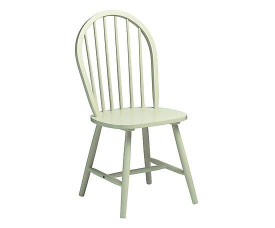 Stuhl Lisa-Marie, mintfarben, B 46 cm