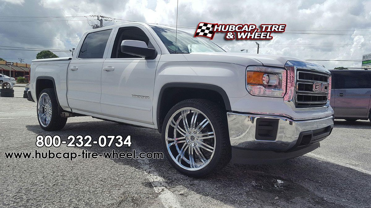 2014 gmc sierra 1500 w 24 2crave no