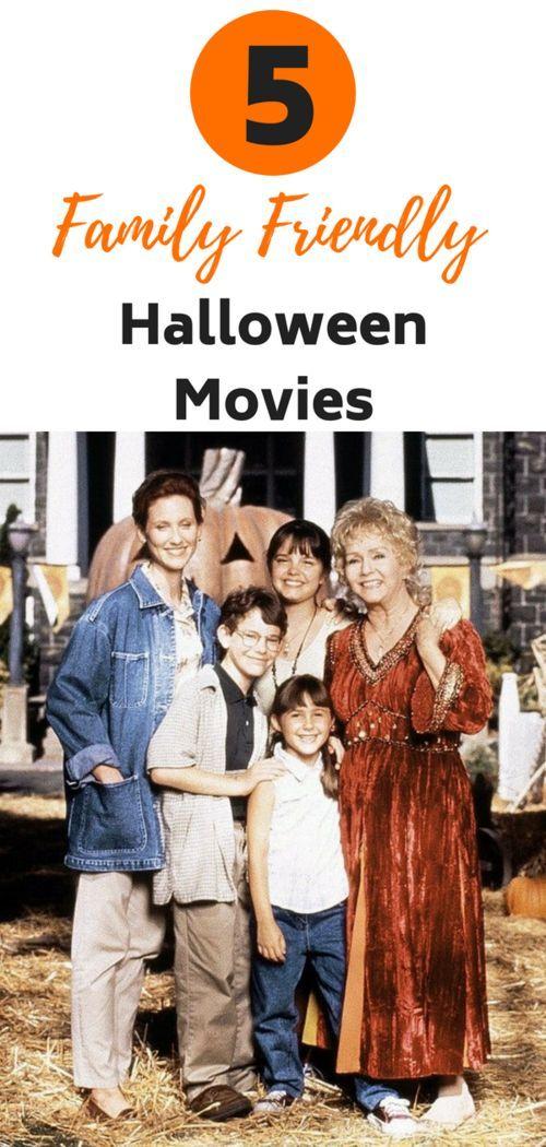 Top Five Family Halloween Movies Boss Girl Bloggers Pinterest - halloween movie ideas