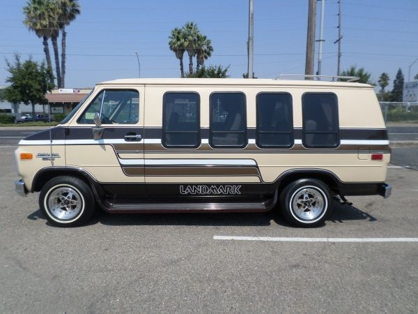 Van For Sale 1986 Chevrolet Landmark Chevy Van G20 Conversion Van In Lodi Stockton Ca Chevy Van Van For Sale Van