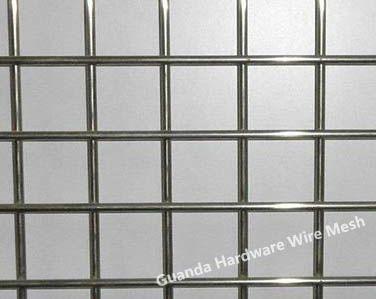 Stainless Steel Welded Mesh Med Bilder