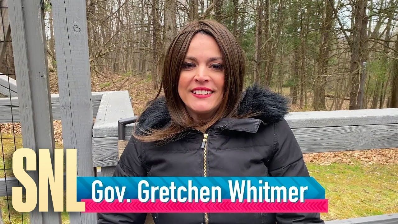 Michigan Is A Mitten In 2020 Snl News Snl Youtube Snl