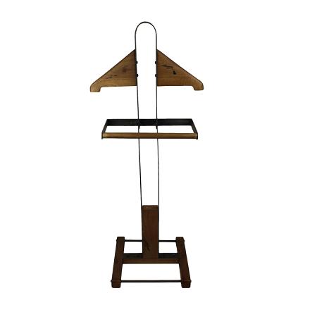 Dressboy metaal en hout - Blockdesign