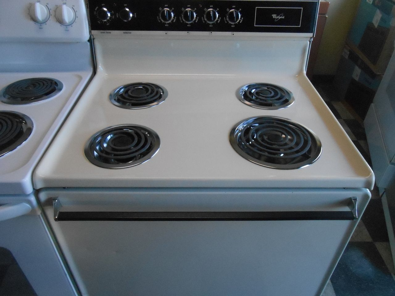 Appliance City - WHIRLPOOL 30 INCH FREE STANDING ELECTRIC RANGE ...