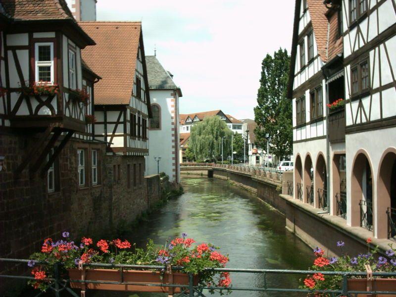 Erbach im Odenwald, Germany