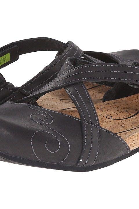 Ahnu Karma Latitude Leather (Black) Women's Shoes - Ahnu, Karma Latitude  Leather,