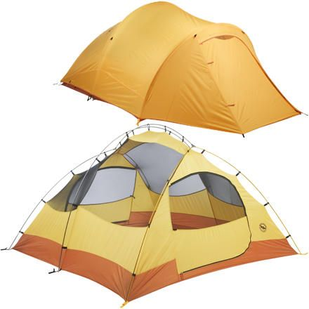 Big AgnesPine Island 4 Tent 4-Person 3-Season  sc 1 st  Pinterest & Big AgnesPine Island 4 Tent: 4-Person 3-Season | Road Trip Ideas ...