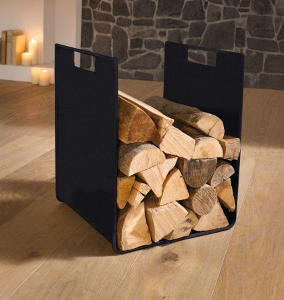 die besten 25 holzkorb kamin ideen auf pinterest brennholzregal holzunterstand und. Black Bedroom Furniture Sets. Home Design Ideas