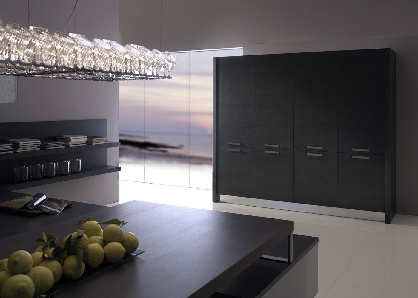 D65 Dono chandelier - Fabbian Illuminazione | Fabbian valaisimet ...