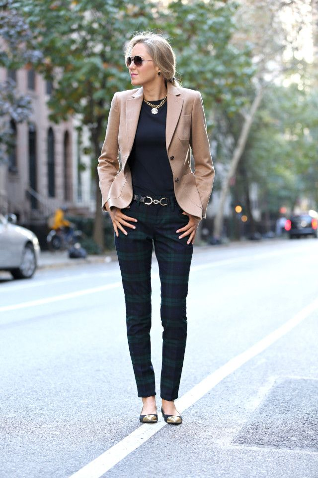 Female Fashion Chic Work Outfit Fashion Young Professional Outfits