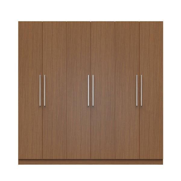 Nice Manhattan Comfort Eldridge 3 Sectional Armoire Wardrobe Closet With 6  Doors