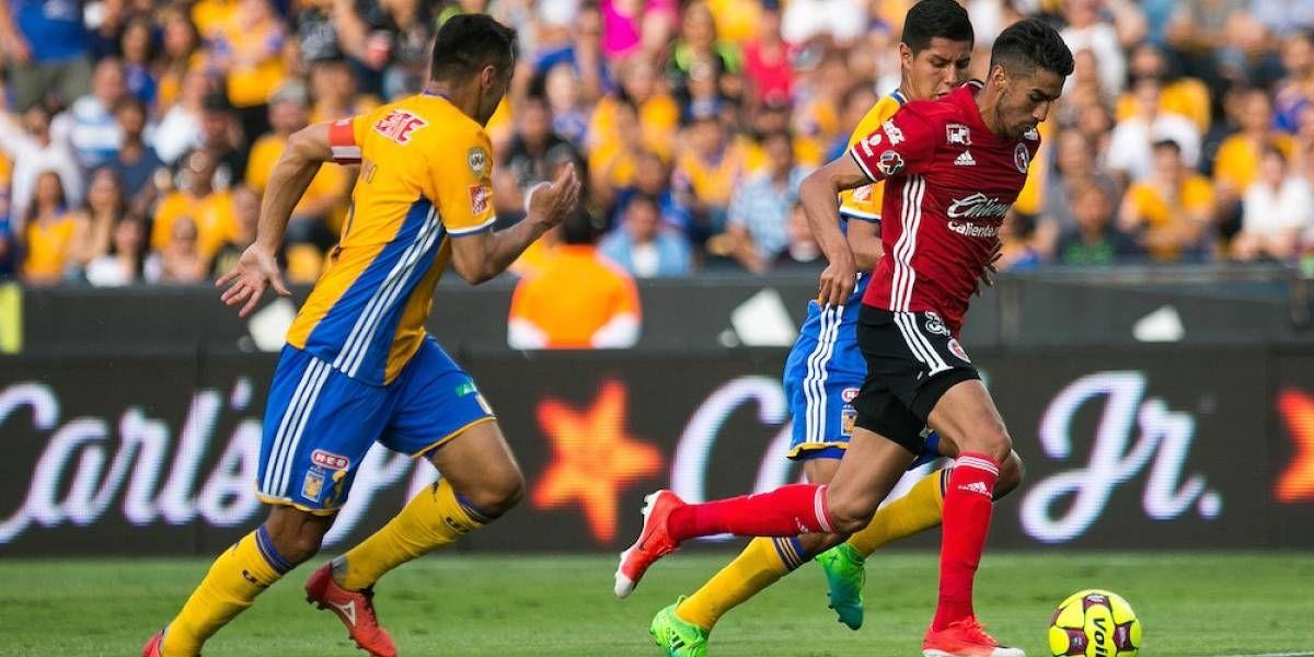 Tigres vs Xolos en Vivo Minuto a minuto Liga MX 2018 (con