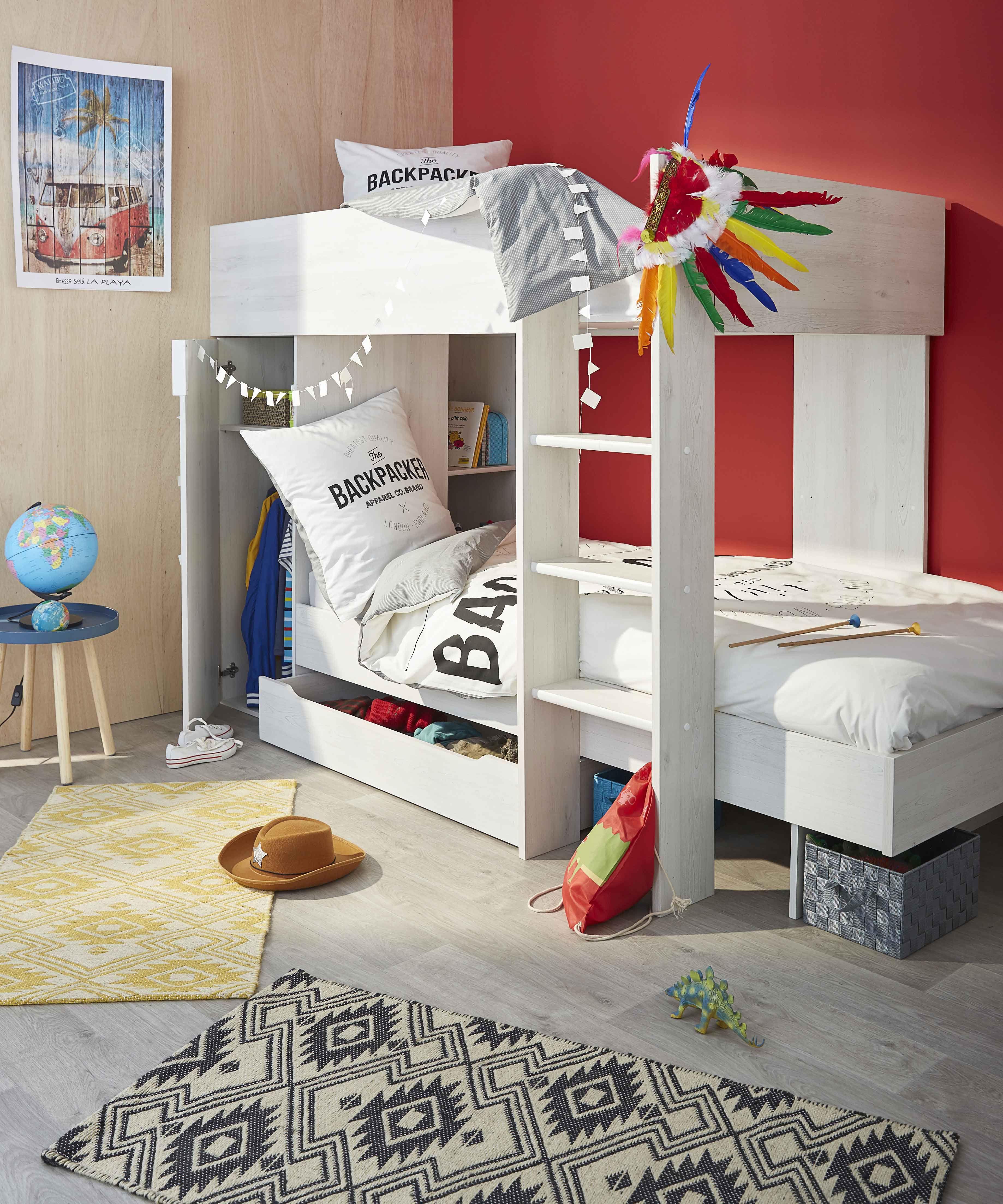 Épinglé sur alinea Kids - Chambres d\'enfants