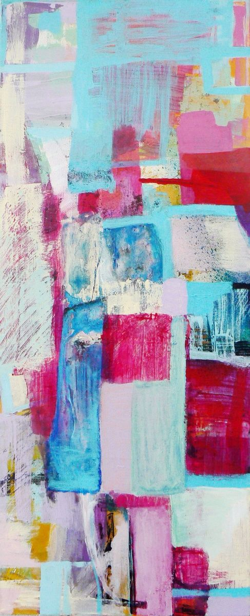 A Hundred Reasons, Painting by Carolynne Coulson | Artfinder
