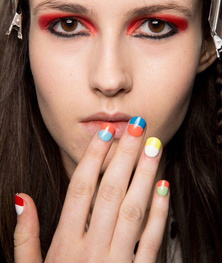 45 Hottest & Catchiest Nail Polish Trends in 2017 | Nail polish ...