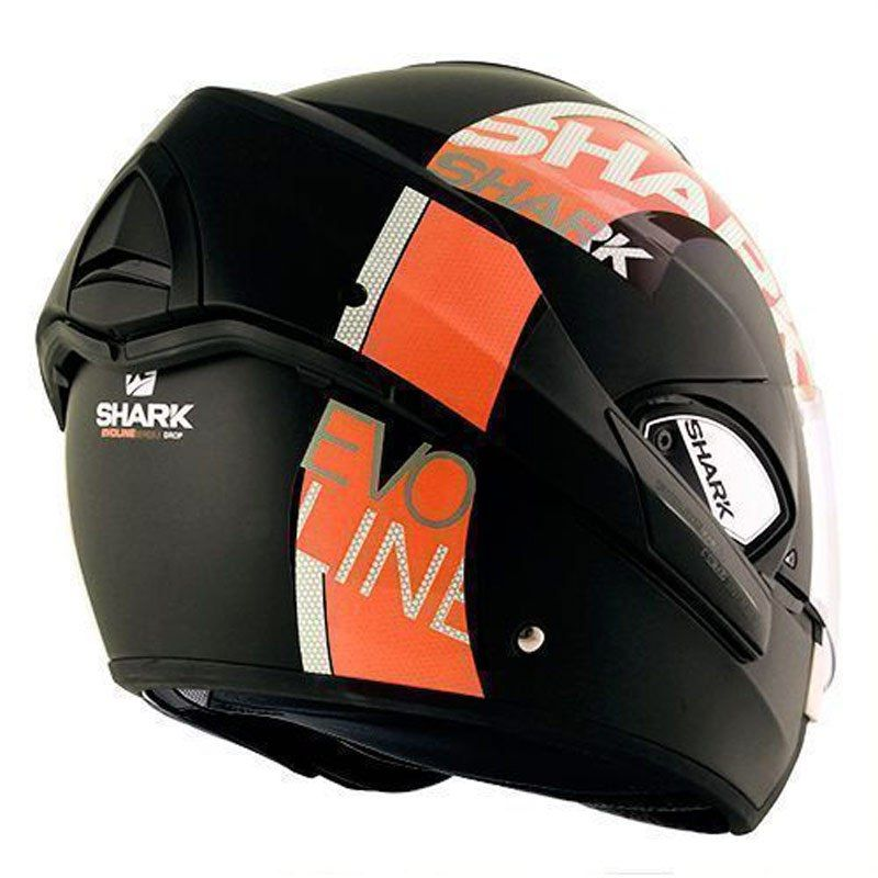 Casque Shark Evoline Serie 3 St Drop Mat Need Moto Motorcycle
