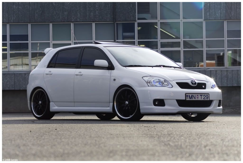 Runx Z Tuning >> Posted Image | RUNX | Pinterest | Toyota, Cars and Jdm