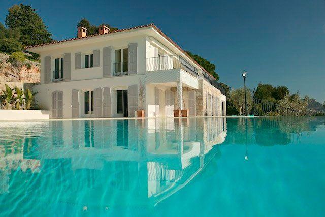Cap Ferrat | Côte d'azur | Villa france, Luxury villa, Villa