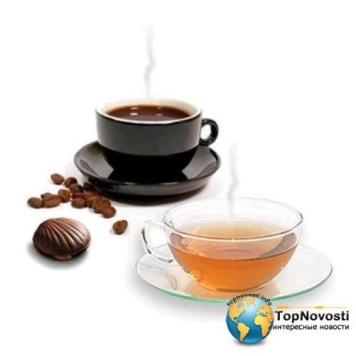 что в чае вместо кофеина