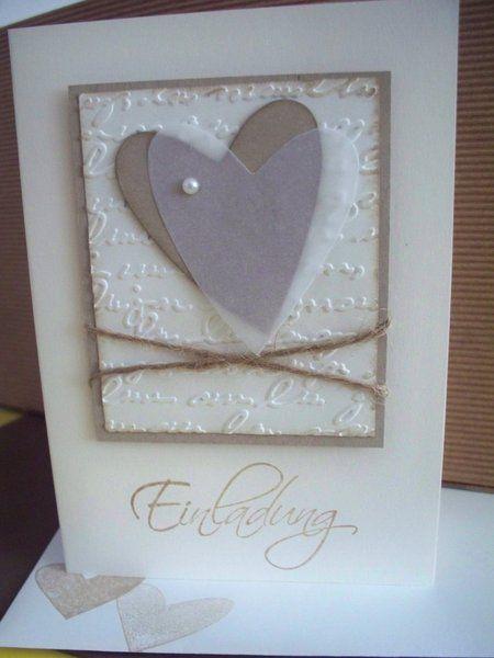 Photo of Hochzeit – Einladung zur Hochzeit – ein Designerstück von jk…