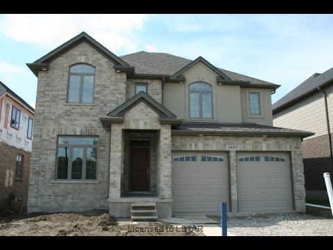 4 Bedroom, 2.5 Bathroom, New Home on Premium Walk-Out Lot ...