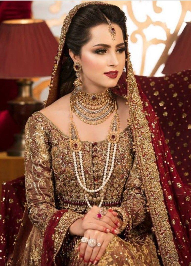 Pin By Sarah Nawaz On Bridal In 2020 Pakistani Bridal Wear