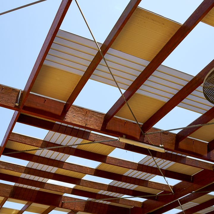 DIY Pergola Cover Ideas: 7 Ways To Protect Your Patio From ... on Patio Cover Ideas For Rain id=99886