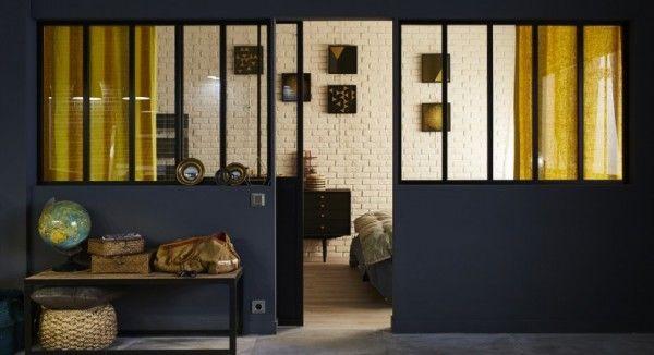 Tout Savoir Sur Les Verrieres Leroy Merlin Avis Prix Photos Verriere Leroy Merlin Decoration Maison Decor De Chambre Rustique