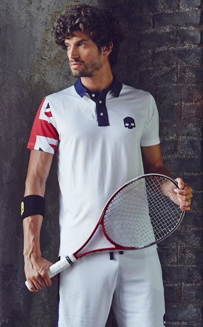 #hydrogenfallwinter #luxurysportswear #fashion #moda #tennis www.hydrogenjeans.com