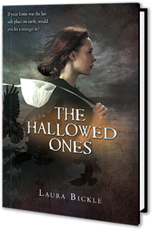 THE HALLOWED ONES. Good for my students who love horror